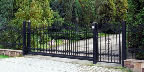 Is an Automatic Electric Gate Safe for Your Children?, Canandaigua, New York