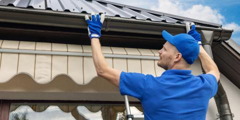 3 Tips for Dealing With Noisy Gutters, Angelica, Wisconsin