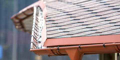 3 Types of Gutter Guards For Your Roof, Angelica, Wisconsin