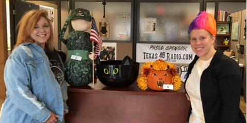 2017 Jack-O-Lantern Contest Winners, New Braunfels, Texas