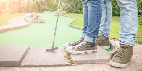 5 Tips When Playing Putt Putt Golf for a First Date, Evendale, Ohio