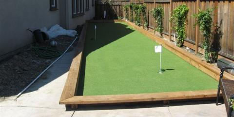 Sharpen Your Stroke With A Backyard Putting Green From PolyGrass In The  Bay Area,