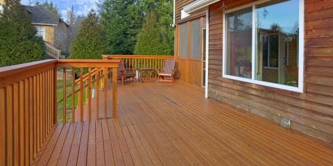 Top 3 Benefits of Soft Washing Your Deck This Spring, South Hill, Washington