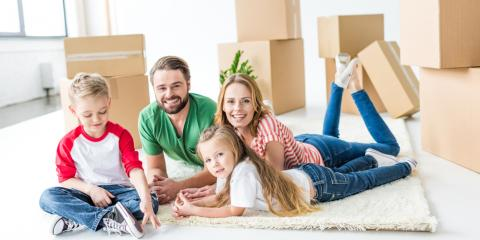 3 Ways to Make Moving Less Stressful With Children, Puyallup, Washington
