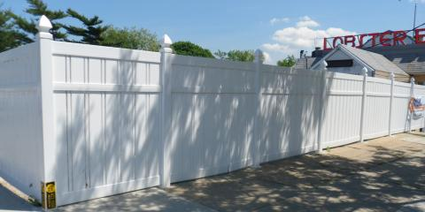 4 Ways Commercial Fence Installations Provide Curb & Security Appeal, Islip, New York