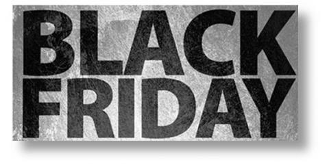 Open for BLACK FRIDAY Specials at Q-ZAR.........., North Hempstead, New York