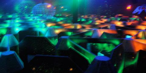 Q-Zar Laser Tag parties are a BLAST!, North Hempstead, New York