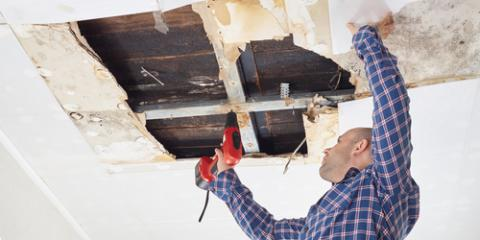 3 Safety Threats Caused by Leaky Roofing Material, Waynesboro, Virginia