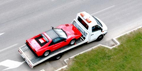 A Motorist's Guide to Auto Towing, West Chester, Ohio