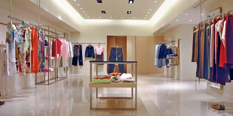 4 Common Lighting Options for Retail Stores, Austin, Texas