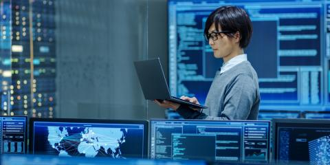 3 Ways to Improve Cybersecurity at Your Small Business, ,