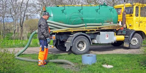 5 Signs Your Septic Tank Is Full, Archdale, North Carolina