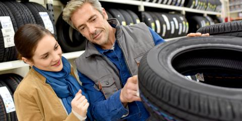 3 Reasons You Need Name-Brand Tires, Versailles, Kentucky