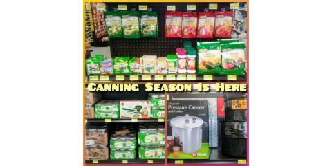 Canning Season Is Here!, Bourbon, Missouri