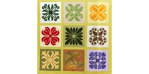 Quilting Style of the Month: Memory Quilts, Kihei, Hawaii
