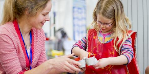 Quilt Store Shares 3 Benefits of Arts & Crafts for Children, Kihei, Hawaii