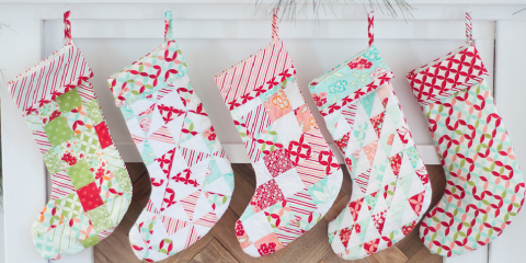 5 Easy Sewing Holiday Gifts, Onalaska, Wisconsin