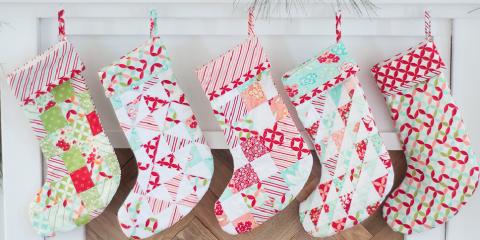 5 Easy Sewing Holiday Gifts, Onalaska, Wisconsin