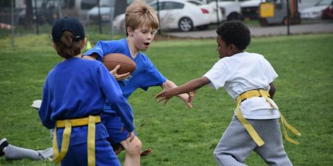 3 Reasons to Enroll Kids in Flag Instead of Tackle Football, New York, New York