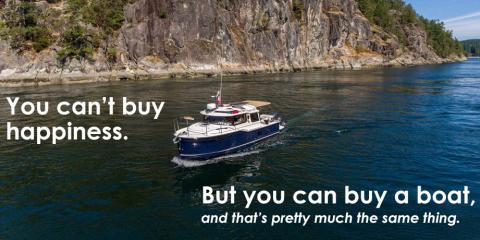 Why Ranger Tug Boats?, Boles, Missouri