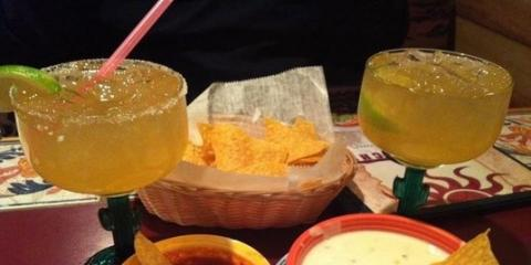 Enjoy Margaritas At Rancho Chico's Tequila Bar, Plainville, Massachusetts