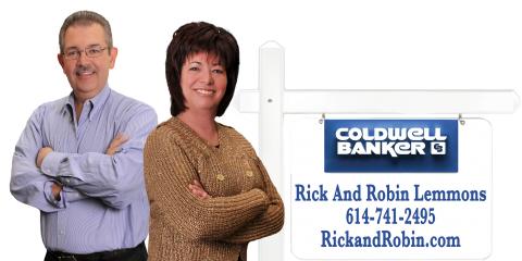 Introducing Rick and Robin, Gahanna, Ohio