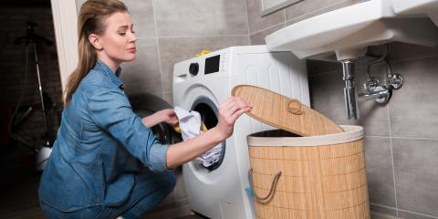 3 Ways to Stop Your Washing Machine From Shaking, Radcliff, Kentucky