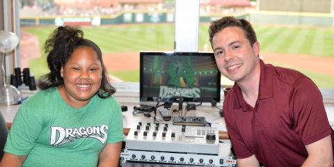 Dayton Dragons Promote Family Fun With Frisch's Dragons Kids Club, Dayton, Ohio