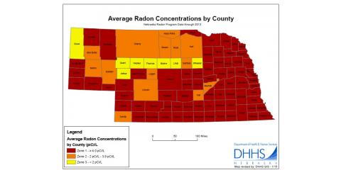 Radon Testing & Risks: What Lincoln Area Residents Need to Know, Lincoln, Nebraska