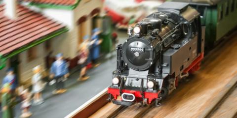 4 Factors When Choosing a Model Train Set, Jacksonville, Arkansas