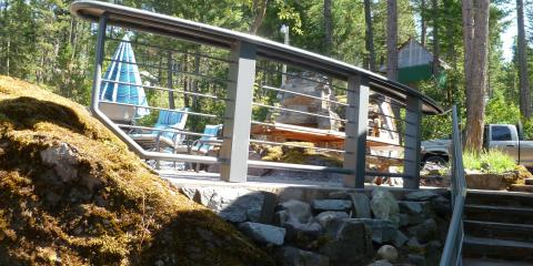 3 Brilliant Reasons for Custom Metal Railings, Evergreen, Montana