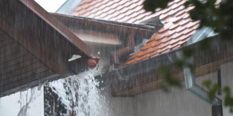 3 Types of Gutter Protection Systems, Cookeville, Tennessee