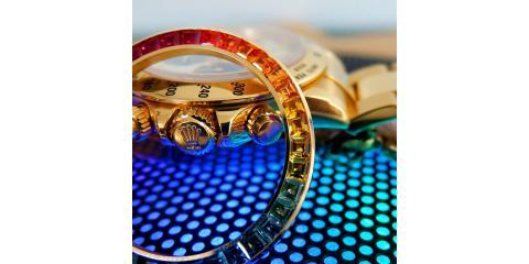 Rainbow Bezels & 3 More Stunning Ways to Transform Your Watch, Miami, Florida