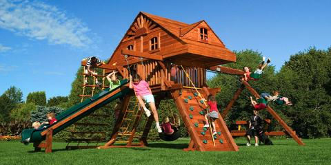 Why Choose Rainbow Play Systems Swing Sets?, North Washington, Colorado