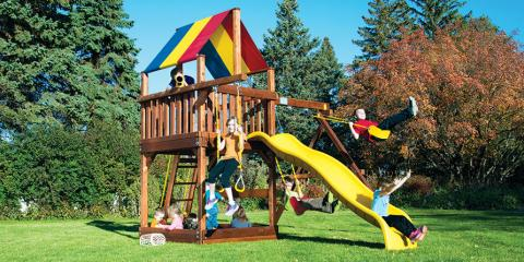 3 Ways Your Child Benefits From Owning a Swingset, Deerfield, Ohio