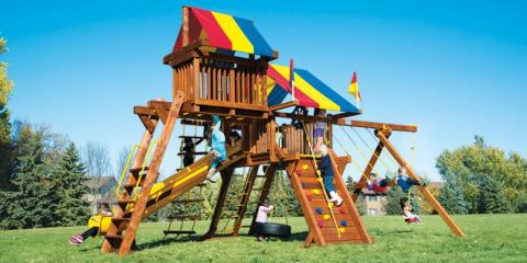 3 Healthy Ways an Outdoor Playset Can Improve Your Child's Life, Denver County, Colorado