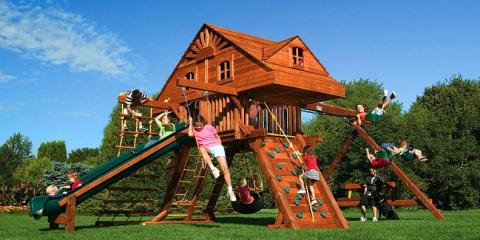 Why Professional Swing Set Installation Is So Important, Denver County, Colorado