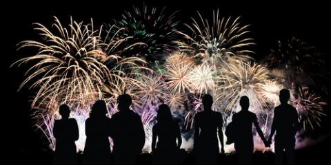 Make the Most of Country Living With the Magic of a Texas Fireworks Show, Glen Rose, Texas
