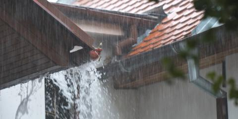 5 Signs of Failing Rain Gutters, Archdale, North Carolina