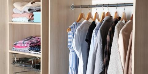 How To Make the Most of Closet Space, Middle Creek, North Carolina