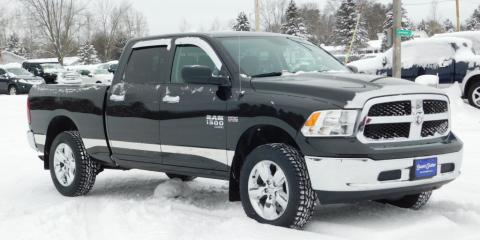 Certified Pre Owned 2019 Ram Pickup 1500 Classic SLT $30,990, Barron, Wisconsin