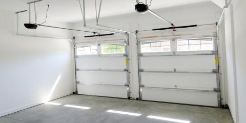 3 Signs Your Garage Door Spring Is Broken, Blaine, Minnesota