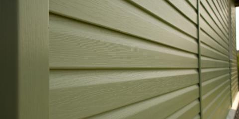 Roofer Explains the Advantages of Choosing Vinyl Siding, Fairfield, Ohio