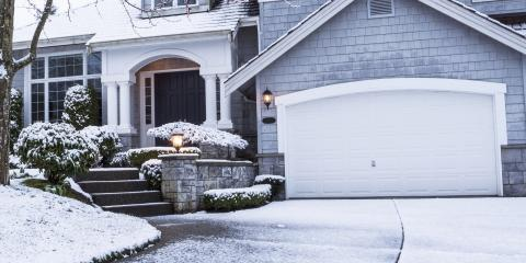 3 Reasons Why a Garage Door Won't Open in the Cold, Lexington-Fayette, Kentucky