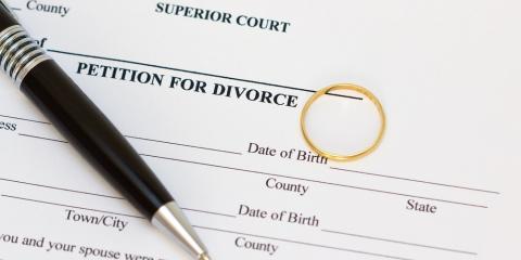 First Meeting with a Divorce Attorney , Clayton, Missouri
