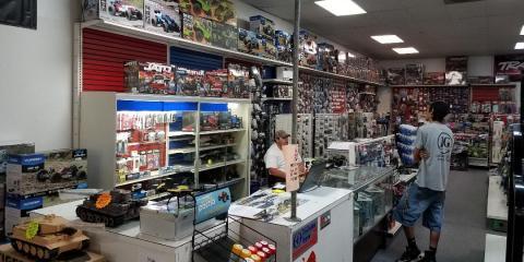 HobbyTown Tampa & Brandon RC Land Department!, Tampa, Florida