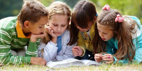 Top 3 Benefits of Lap Reading With Your Child, Manhattan, New York