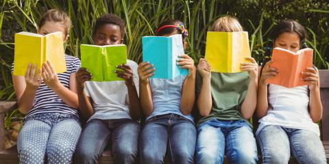 3 Reasons Reading Is Important for Child Development, St. Charles, Missouri