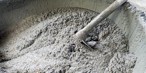 3 Major Benefits of Ready-Mix Concrete, Ludlow, Kentucky