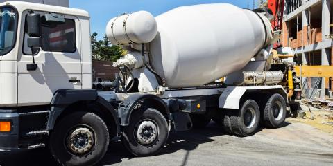 A Guide to Ordering Ready-Mix Concrete, Cameron, North Carolina